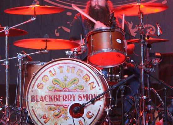 Brit Turner, BlackBerry Smoke