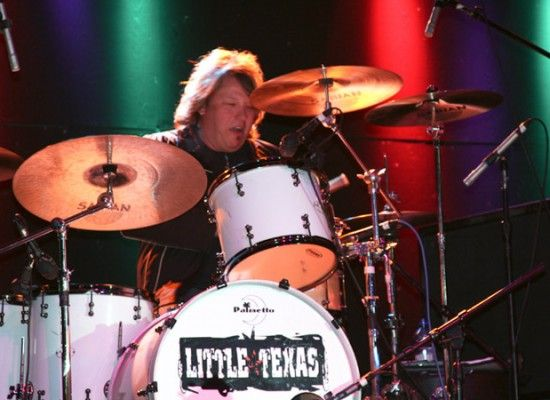 Del Gray, Drummer for Little Texas